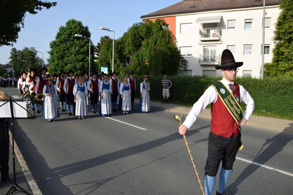 Marschwertung Stadtkapelle Deutschlandsberg