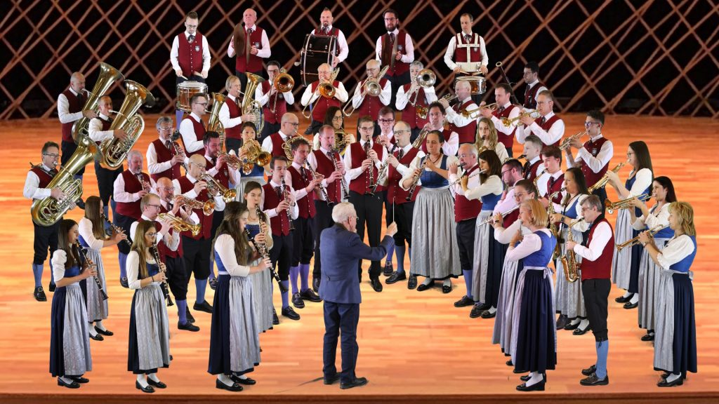 Stadtkapelle Deutschlandsberg als digitales Orchester