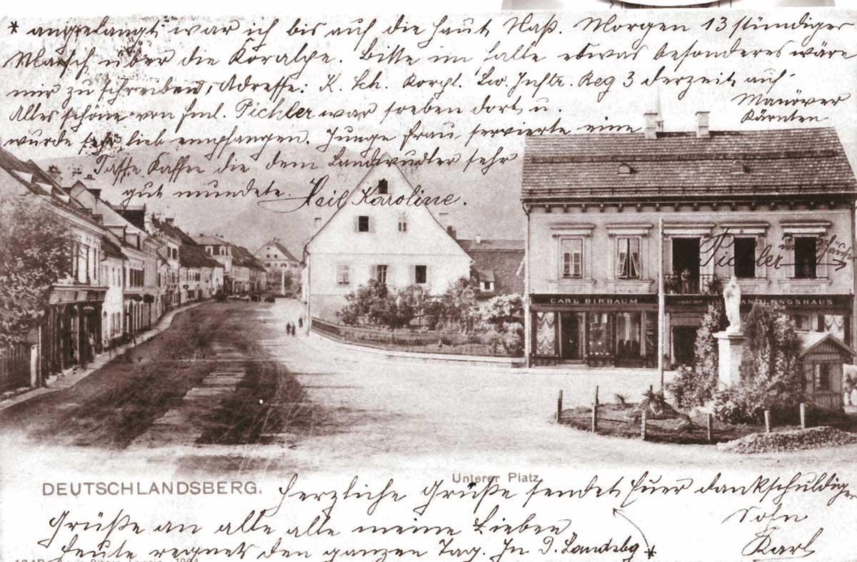 Deutschlandsberg 1901