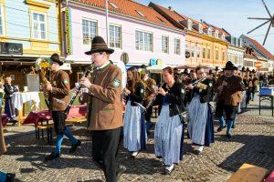 Erntedankfest mit der Stadtkapelle Deutschlandsberg